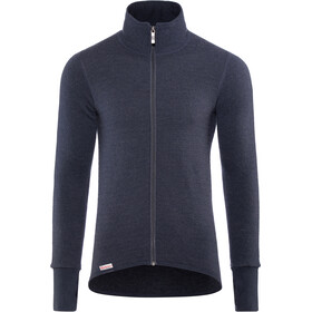Woolpower 400 Veste polaire zippée, dark navy